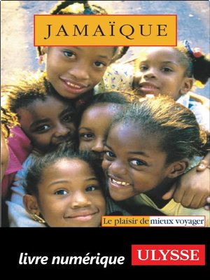 cover image of Jamaïque