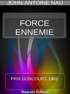 cover image of FORCE ENNEMIE