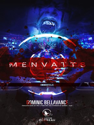 cover image of MENVATTS Immortels