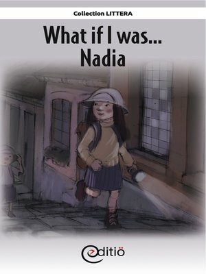 cover image of What if I was...Nadia