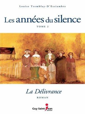cover image of La délivrance