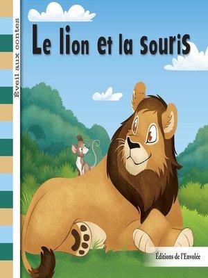 cover image of Le lion et la souris