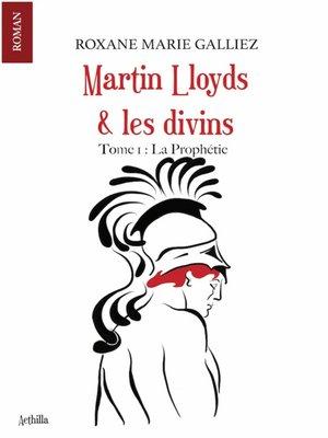 cover image of Martin Lloyds et les divins