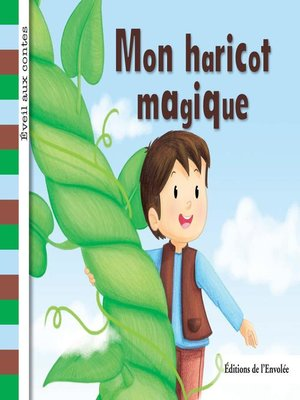cover image of Mon haricot magique