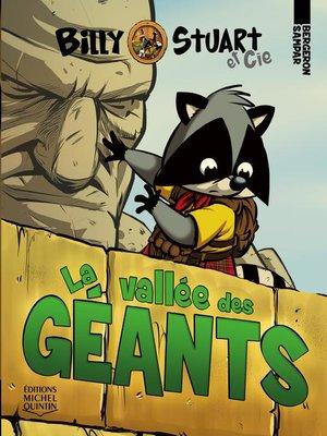 cover image of Billy Stuart et Cie 1--La vallée des Géants