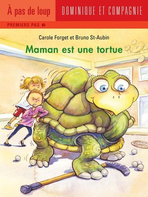 cover image of Maman est une tortue
