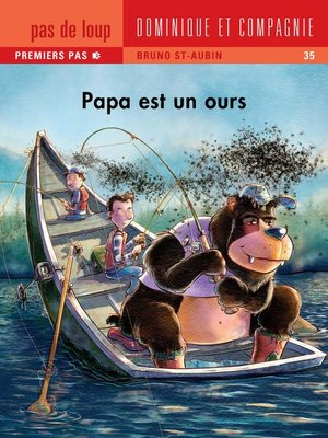 cover image of Papa est un ours