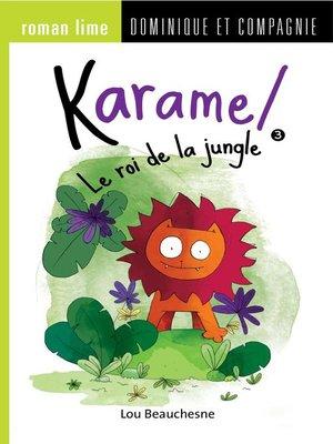 cover image of Le roi de la jungle