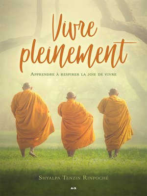 cover image of Vivre pleinement