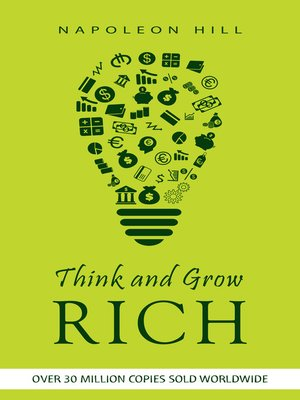 cover image of Think and Grow Rich--1937 Original Masterpiece