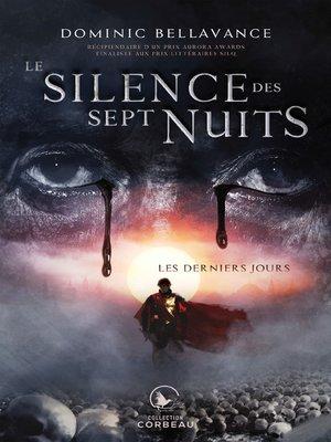 cover image of Les derniers jours