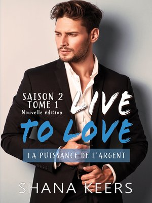 cover image of LIVE TO LOVE--Saison 2--Tome 1 (Nouvelle édition)