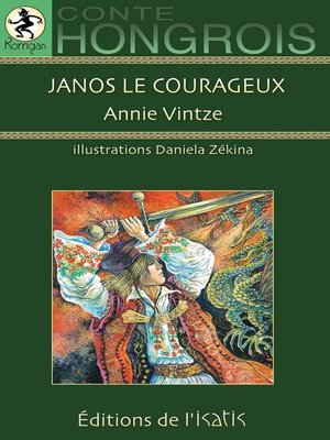 cover image of Janos le courageux