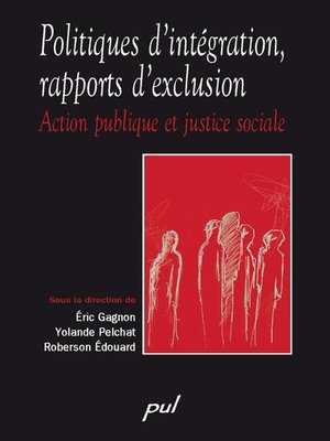 cover image of Politiques d'intégration, rapports d'exclusion
