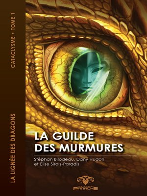cover image of La guilde des murmures