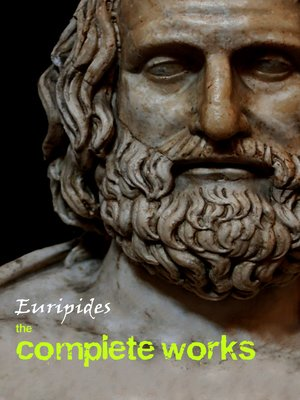 cover image of Euripides