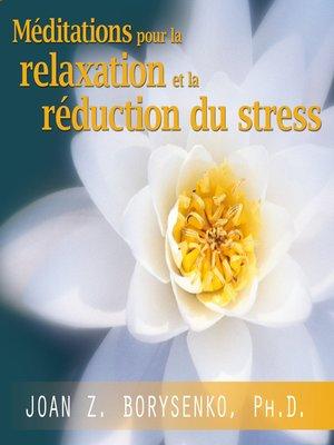 cover image of Méditations pour la relaxation et la réduction du stress