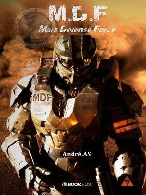 cover image of M.D.F--Mars Défense Force