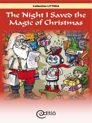 cover image of The Night I Saved the Magic of Christmas