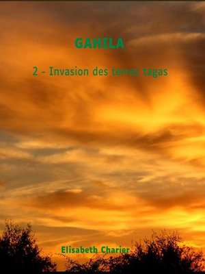 cover image of Gahila tome deux