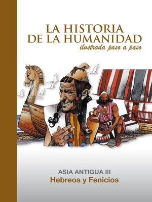 cover image of Hebreos y Fenicios
