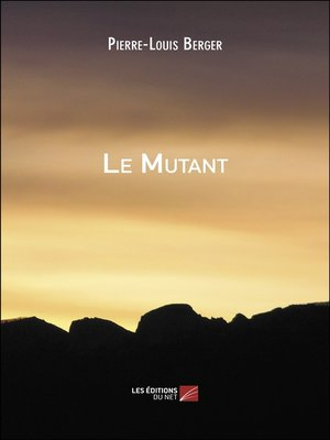 cover image of Le Mutant