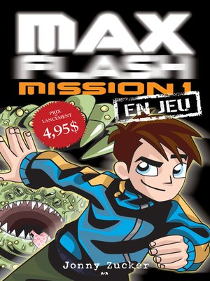 cover image of Max Flash--Mission 1