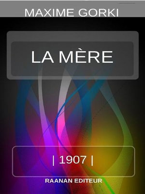 cover image of LA MÈRE