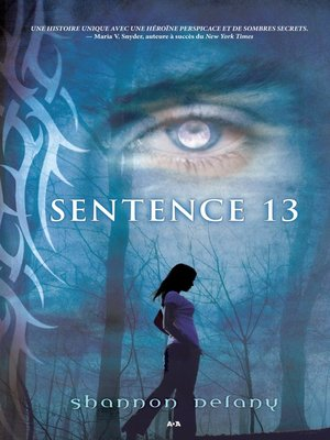 cover image of Sentence 13