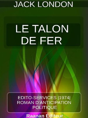 cover image of LE TALON DE FER