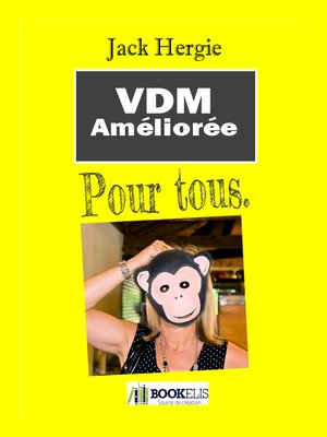 cover image of VDM AMÉLIORÉE POUR TOUS