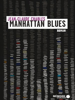 cover image of Manhattan blues
