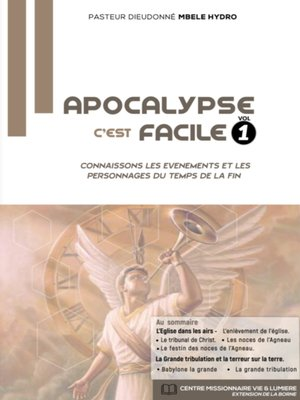 cover image of Apocalypse, c'est facile Volume 1