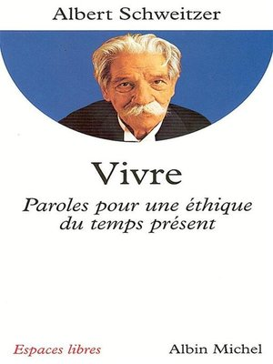 cover image of Vivre