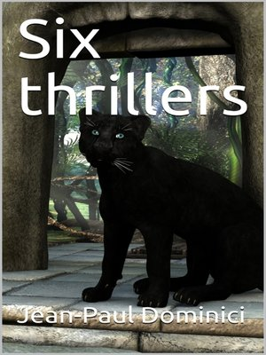 cover image of Six thrillers
