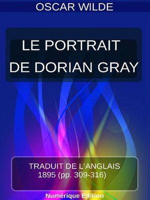 cover image of LE PORTRAIT DE DORIAN GRAY