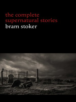cover image of Bram Stoker