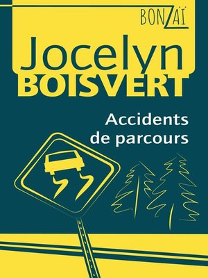 cover image of Accidents de parcours