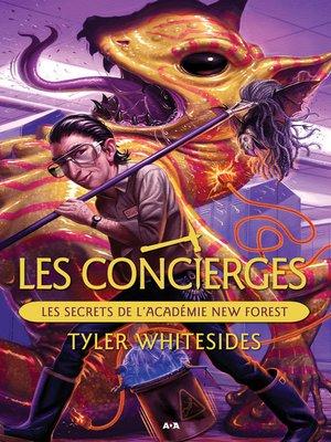 cover image of Les secrets de l'Académie New Forest