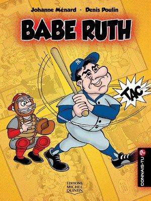 cover image of Connais-tu?--En couleurs 14--Babe Ruth