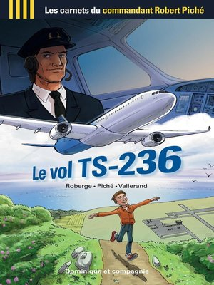 cover image of Le vol TS-236