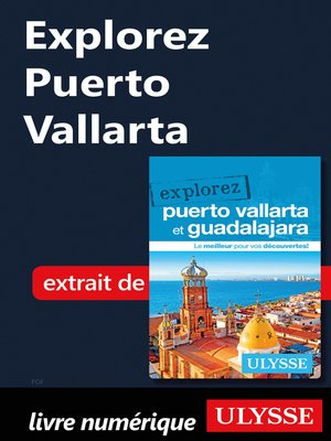 cover image of Explorez Puerto Vallarta