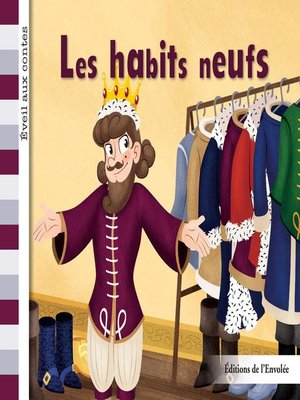 cover image of Les habits neufs