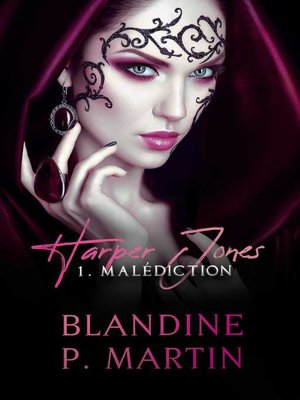 cover image of Harper Jones--1. Malédiction