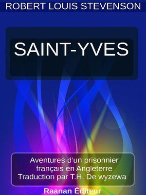 cover image of SAINT-YVES