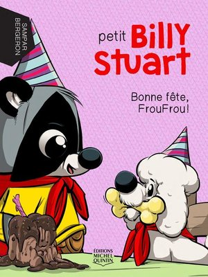 cover image of Petit Billy Stuart 3--Bonne fête, FrouFrou!