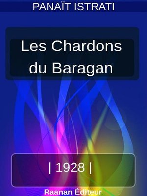 cover image of Les Chardons du Baragan