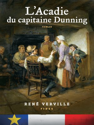 cover image of L'Acadie du capitaine Dunning
