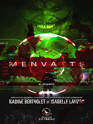 cover image of MENVATTS Allégeances