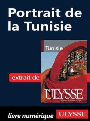 cover image of Portrait de la Tunisie